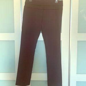 Lululemon Skinny Legging Black Sz 8 New w/ Tag NET